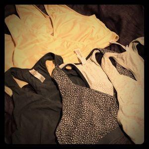 Set of 4 Nursing Undergarments